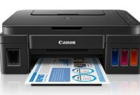 Canon PIXMA G2500 Driver Software Download