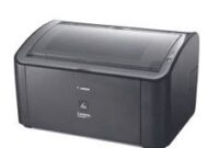Canon i-SENSYS LBP2900B Driver Software Download