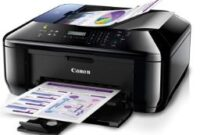 Canon PIXMA E610 Driver Software Download