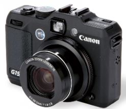 Canon PowerShot G15 Driver Software Download