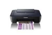 Canon PIXMA E461 Driver Software Download